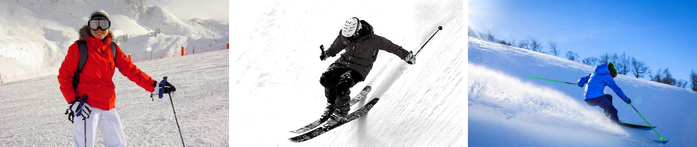 Imagini din tabere de iarna - Ski in Elvetia