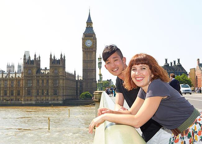 Cursuri engleza la Londra