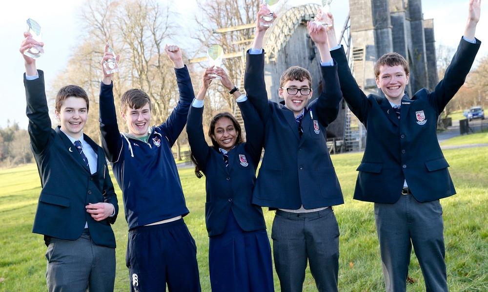 liceu in Irlanda