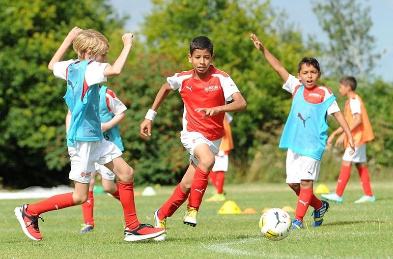 Tabara de Fotbal Arsenal