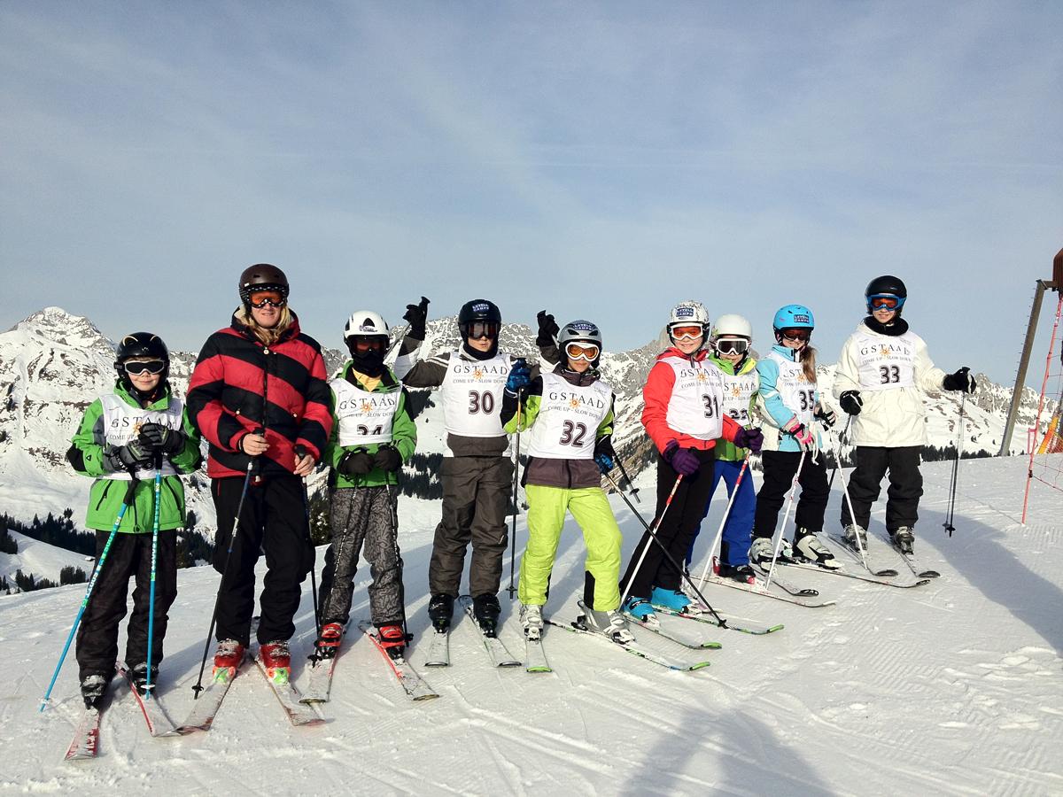 Tabara Schi, Snowboard, Germana
