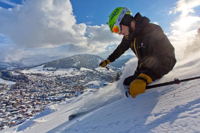 Tabara Schi, Snowboard, Franceza