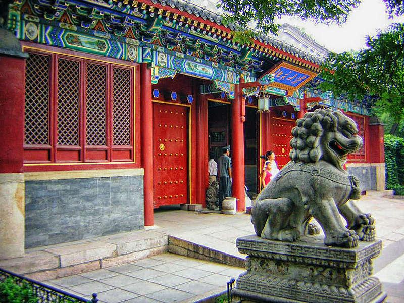 Cursuri chineza in China