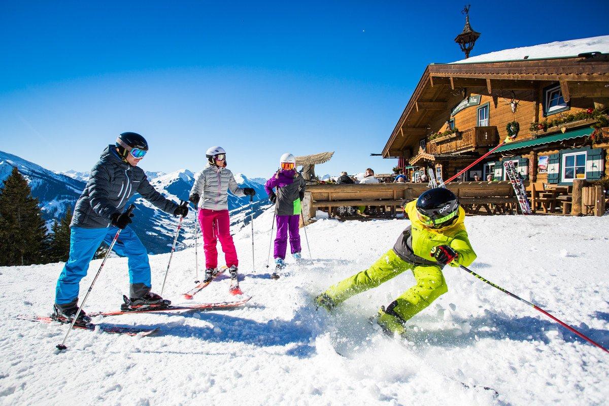 schi pentru intreaga familie